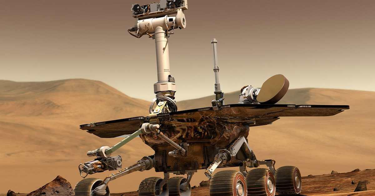 Mars'ta Tarım