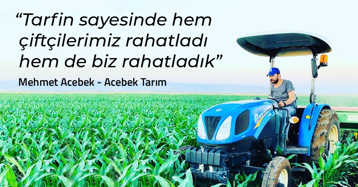Mehmet Acebek Anlatıyor: Tarfin, Güneydoğu Anadolu'da